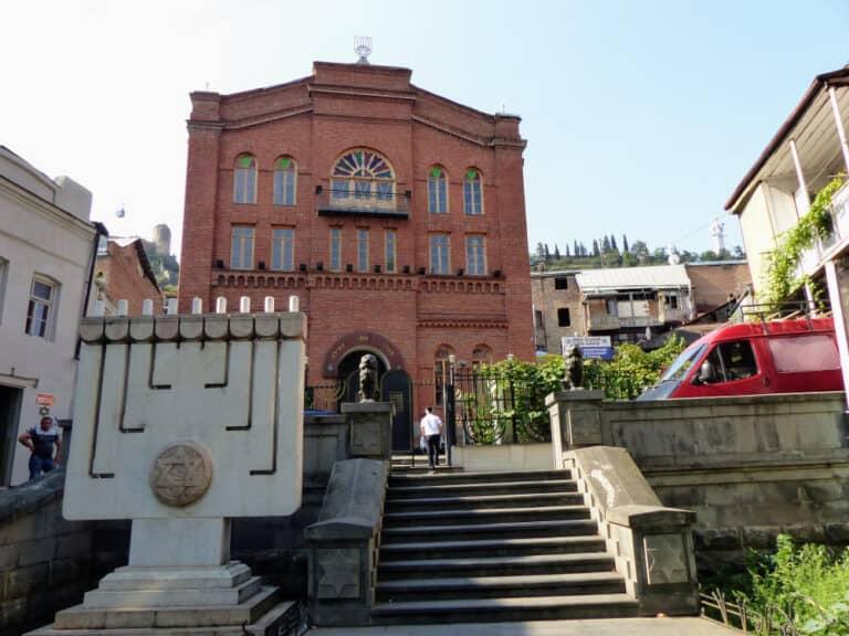 synagogue tbilisi